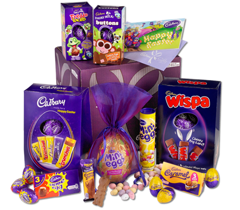 Easter Egg Treasure Hamper