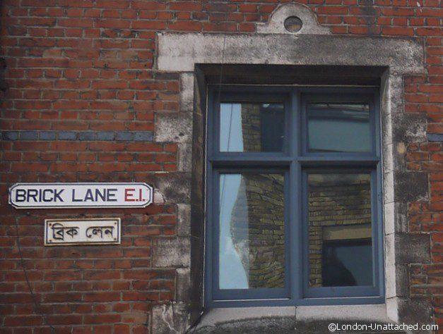 Eating London Tour - Brick Lane