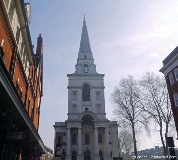 Eating London Walking Tour - Spitalfields 1