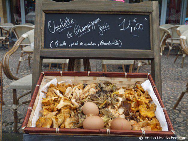 Fest'Oie Goose Egg Omlette