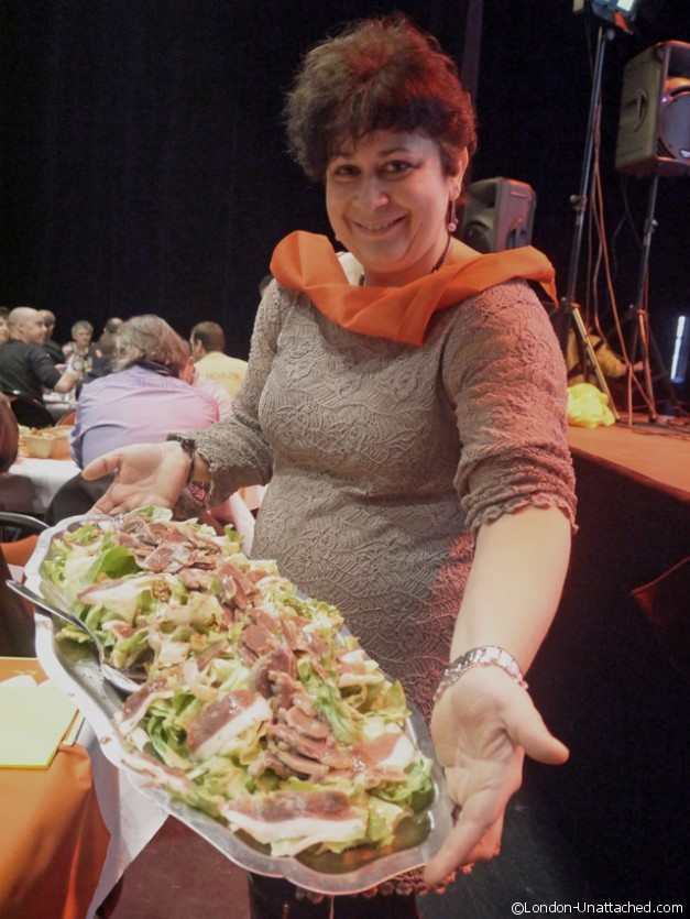 Fest'Oie - Salade