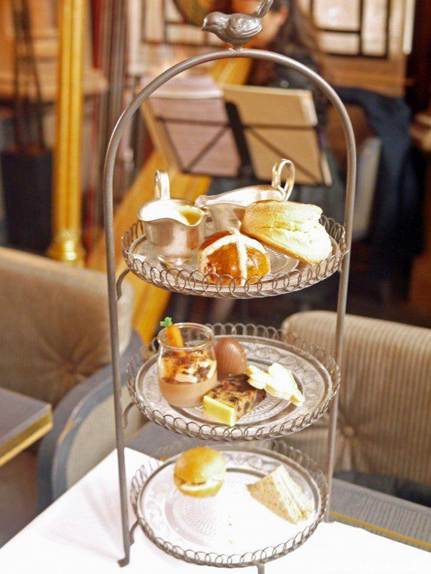 Gilbert Scott Easter Afternoon Tea