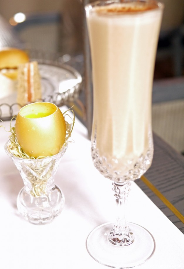 Gilbert Scott - Easter Afternoon Tea - Cocktail