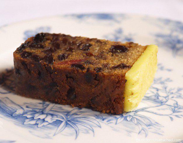 Gilbert Scott Easter Afternoon Tea Simnel Cake