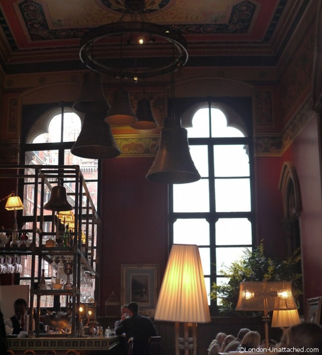 Gilbert Scott - Easter Afternoon Tea - bar