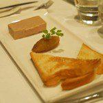 Kensington Hotel Chicken Liver and foie gras parfait