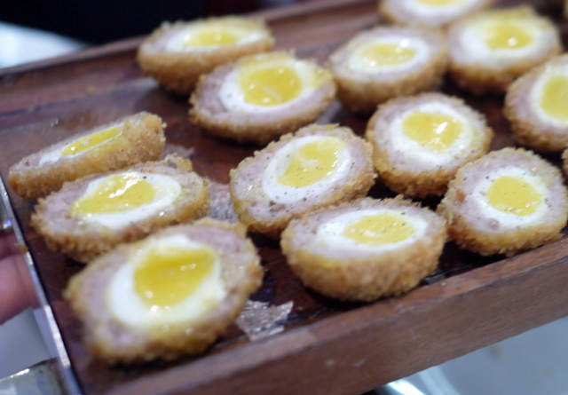 Lutyens middle white scotch eggs