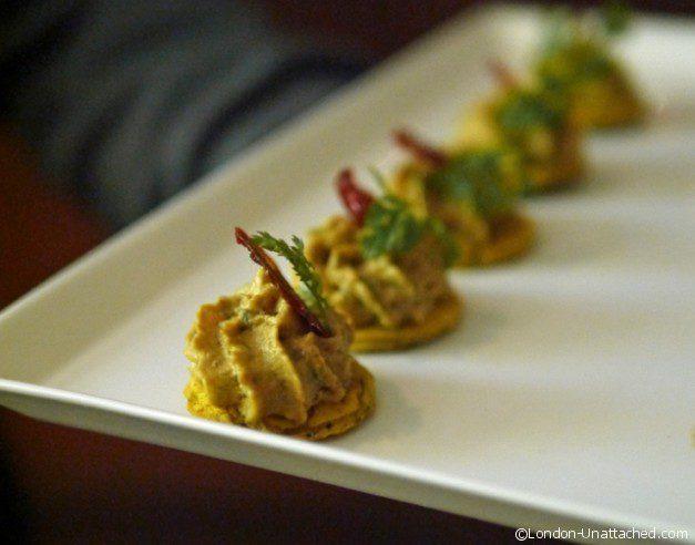 Moti Mahal - appetisers 2