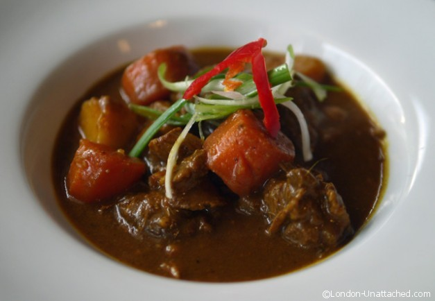 Rum Kitchen - Curried Mutton
