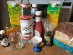 Stoli Big Breakfast Ingredients