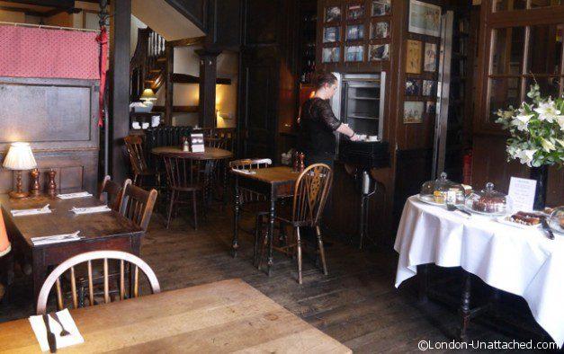 The English Restaurant - London Eating Tours