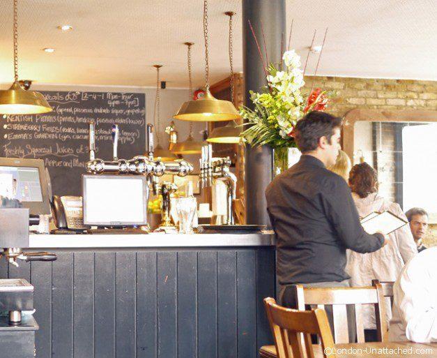 The Well, Clerkenwell - Interior
