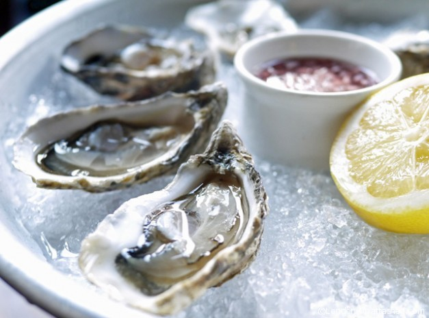 Clerkenwell - The Well - Oysters