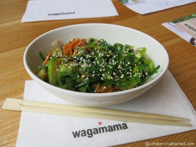 Wagamam Goma Wakame Salad