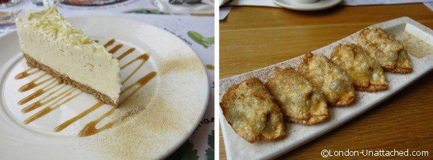 Wagamama Desserts