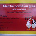 foie gras entier winner