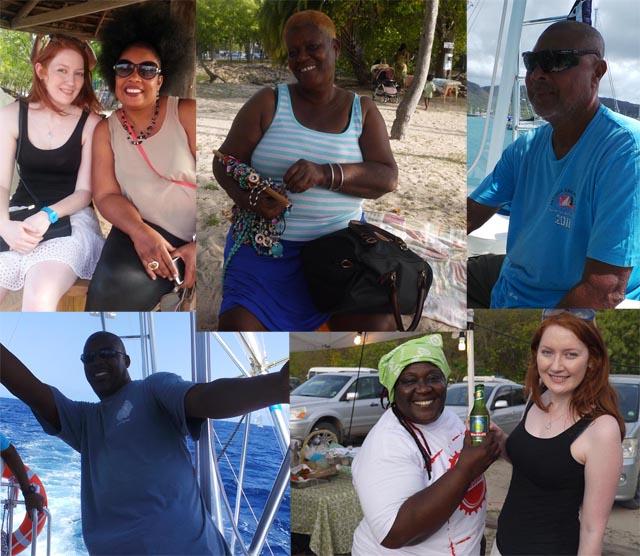 Antigua - people
