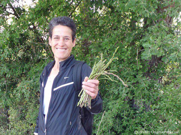 Barcelona Molt Mes - wild Asparagus