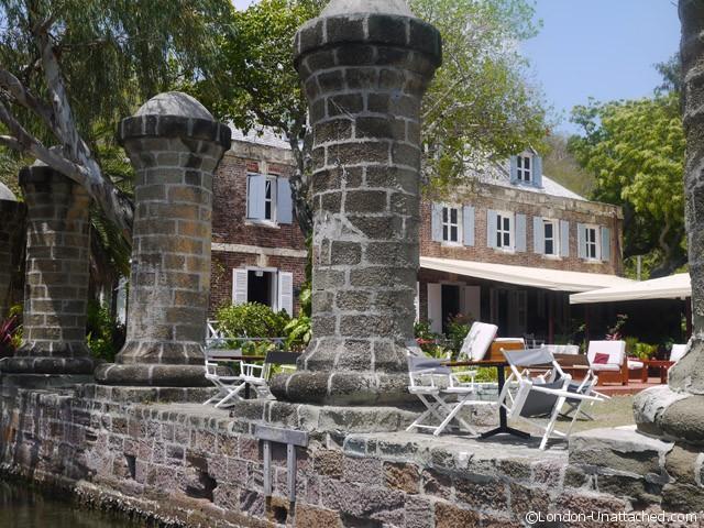 Boathouse and Sail loft - Nelsons Dockyard Antigua