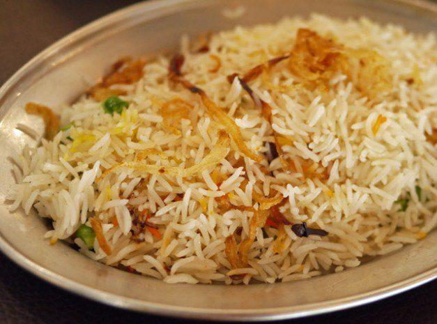 Chakra Pilau Rice