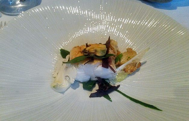 Petrus London Monkfish