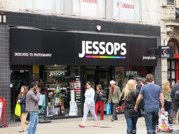 Jessops Oxford Street
