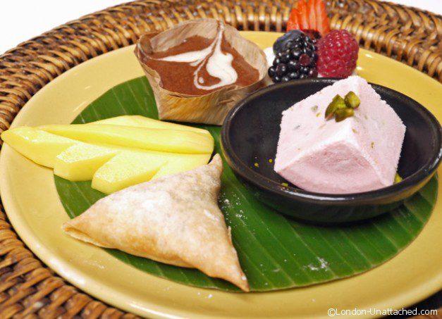 La Porte Des Indes Desserts