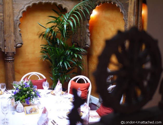 La Porte des Indes Private Dining