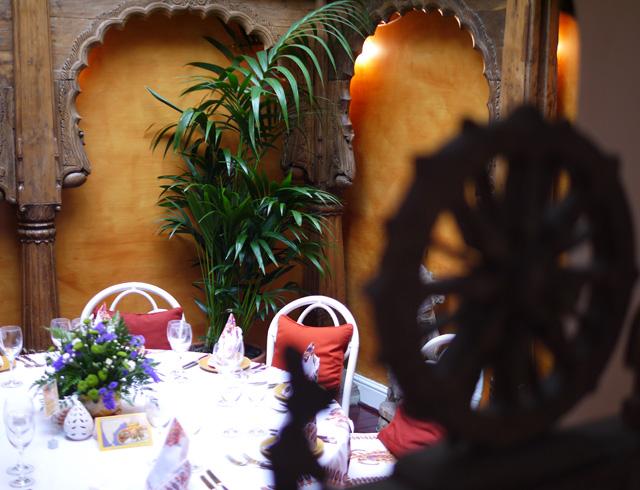 La porte des indes french colonial indian food in london for Porte des indes