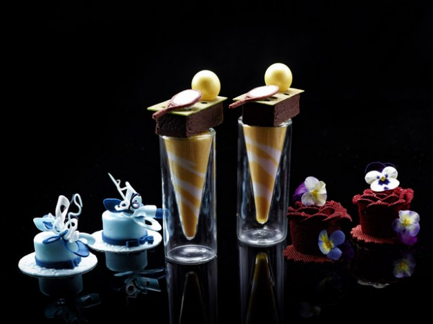 Laurent-Perrier Afternoon Tea Collection