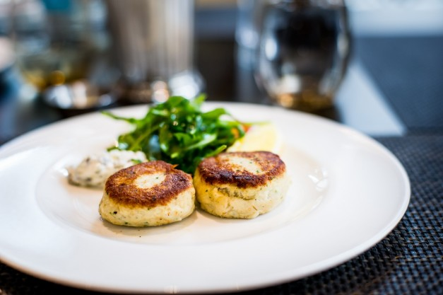 Manhattan Grill - Crab Cake