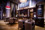 Manhattan Grill at the Marriot, Canary Wharf