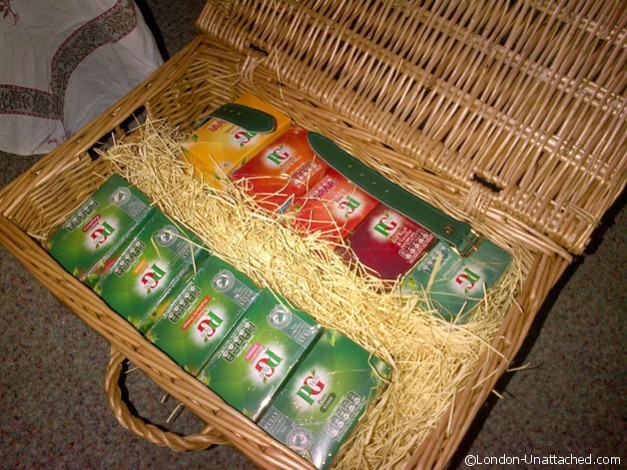 PG Tips Hamper