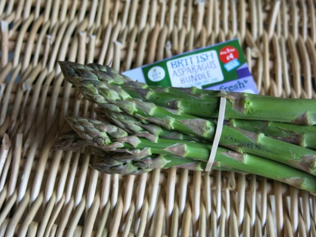 Red Tractor Asparagus