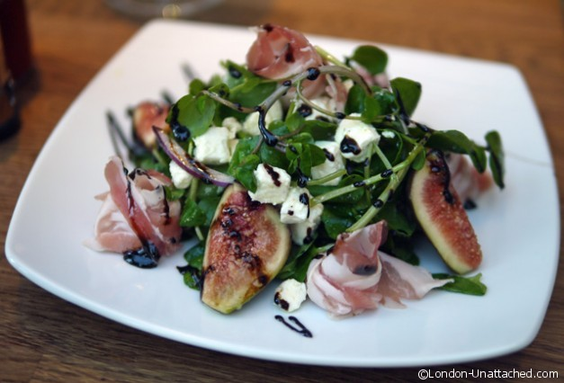 Roxies - Fig and Parma Ham Salad