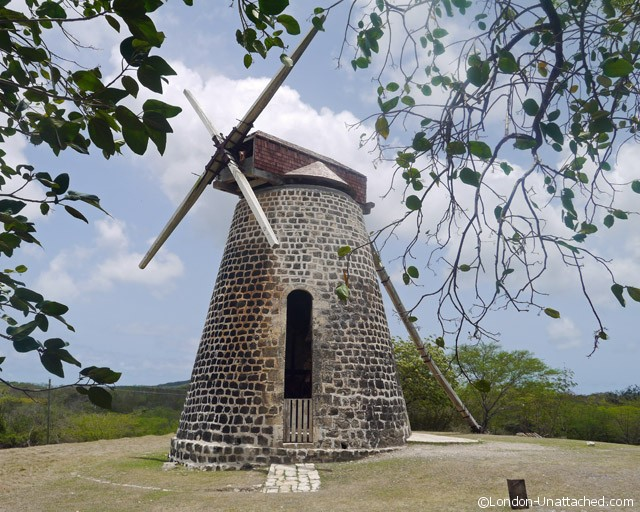 Windmill at Betty's Hope Antigua