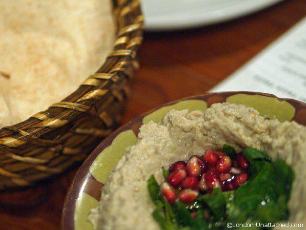 Yalla Yalla Baba Ganoush