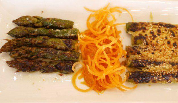 chakra - asparagus