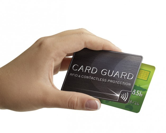 Card Guard - In hand
