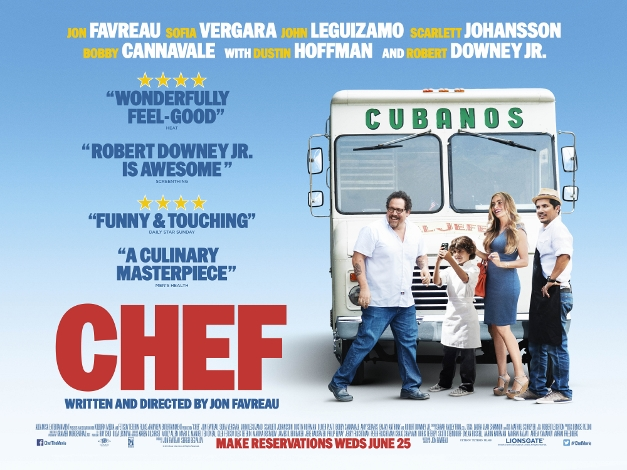 Chef the Movie - Poster