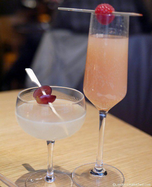 Chotto Matte Cocktails