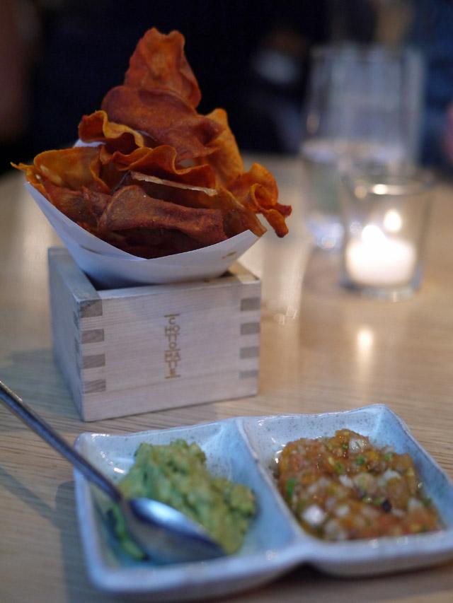 Chotto Matte - Sweet Potato Crisps