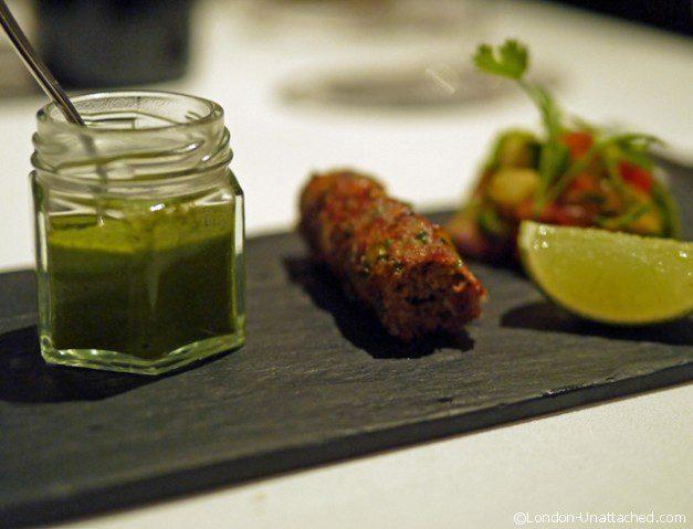Gilafi Seekh kebab - Benares - Curry for Change