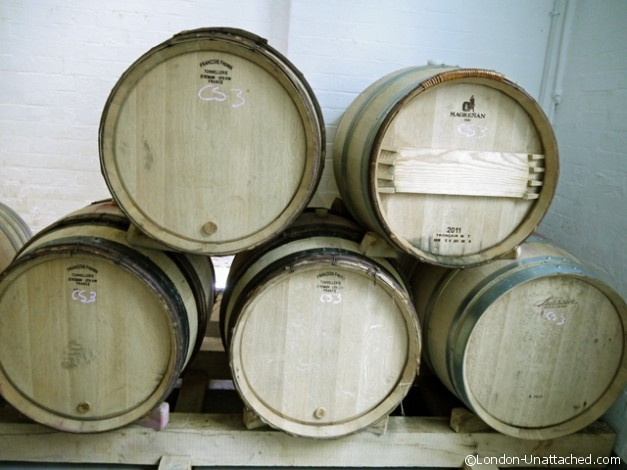 London Cru - Barrels