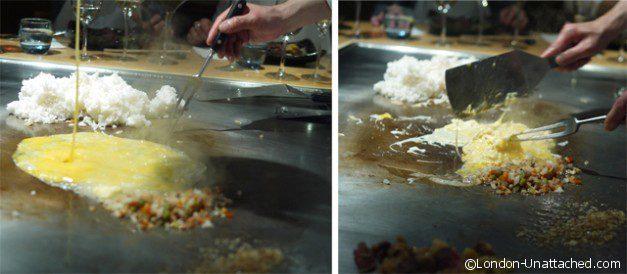 Matsuri Cooking Rice