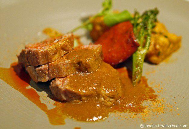 Mongsho Ghugni - Benares Curry for Change