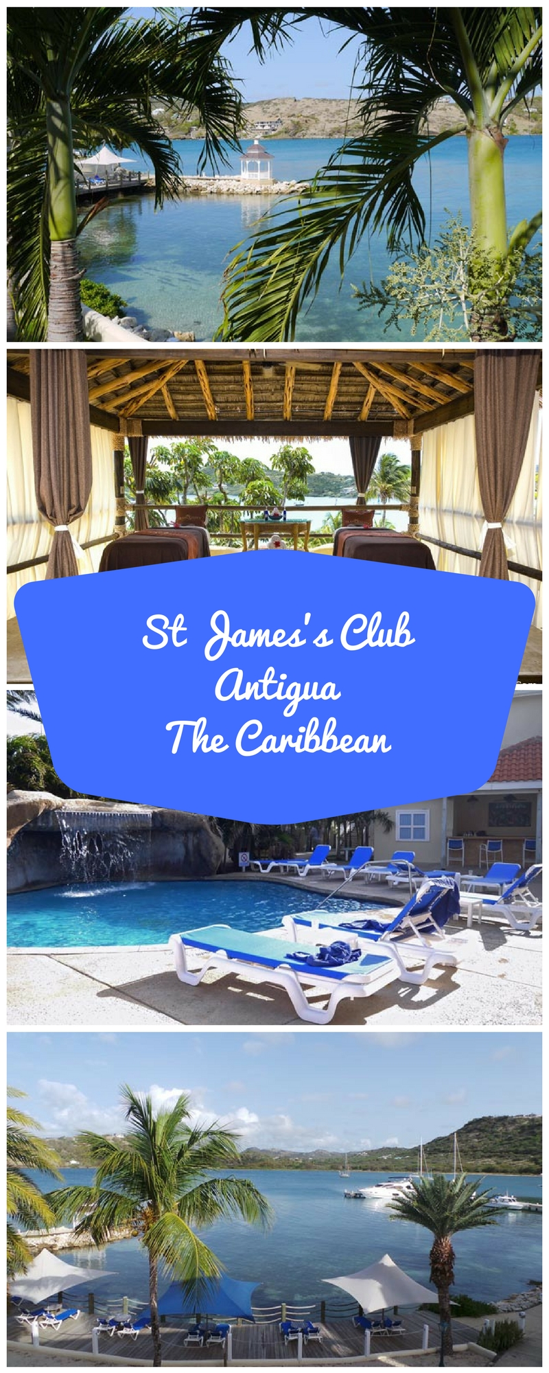 St James's Club Hotel and Resort, Antigua, The Caribbean - Antigua Luxury Resort