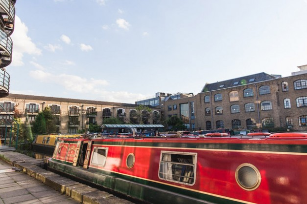 Waitrose Wine Event - Canal Boat 2