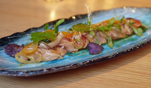 Image gallery nikkei food for American cuisine in london