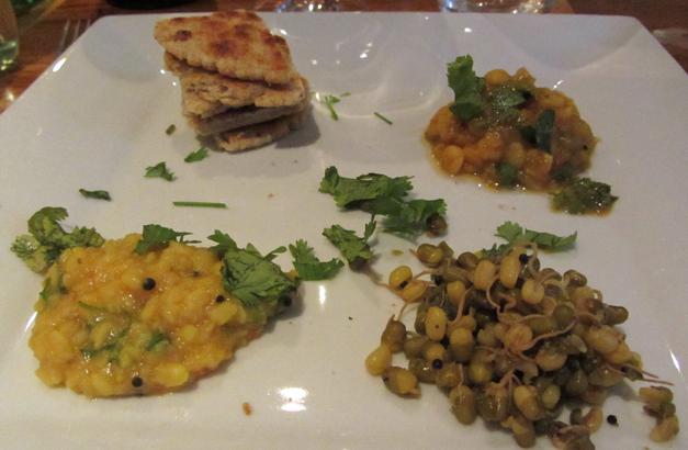 pushpa lentils2